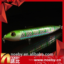 90mm 12.5g pencil lure package hard lure with vmc hook