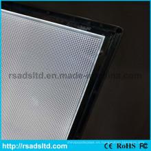 LGP de acrílico hoja Panel de guía de luz para caja de luz
