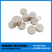 Permanent Rare Earth NdFeB Magnet Disc