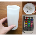 Flameless LED Candle Lamp Remote Control
