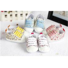 Sapatos de bebê bom design kids sport shoes sapatos de lona baby