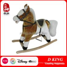 Indoor Playground Rocking Horse Kids Toy