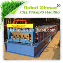Russia Dumping Wall Floor Decking Machine For Sale