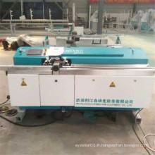 Ligne de production de verre isolant Machine d'extrudeuse de butyle