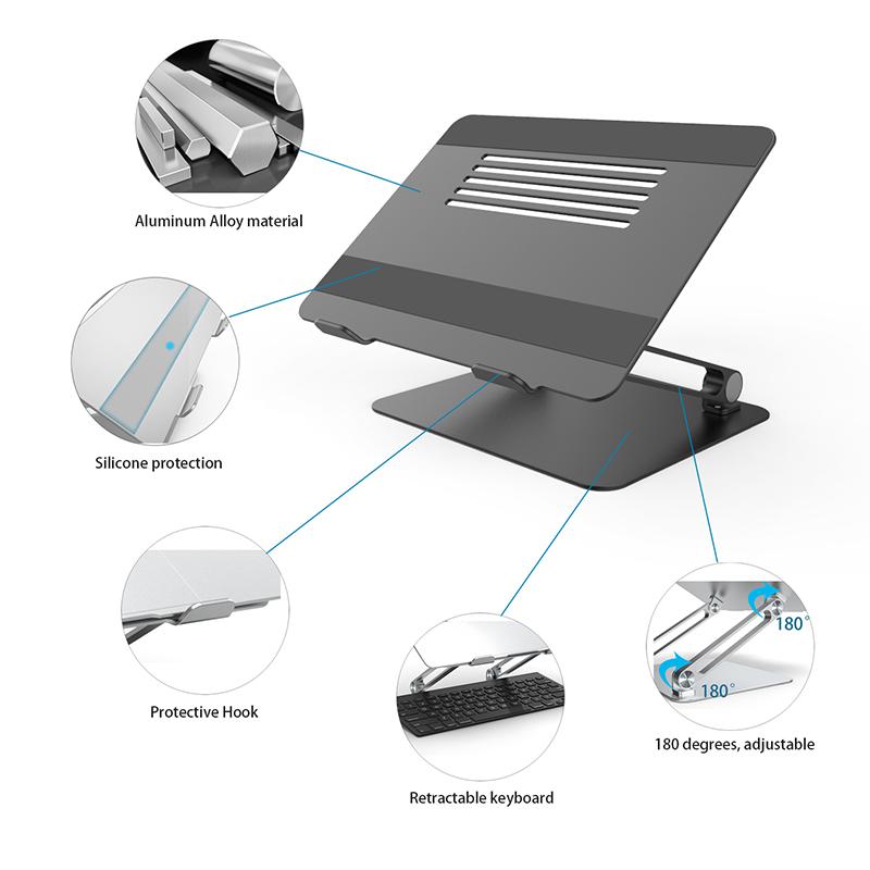 Laptop Table Riser