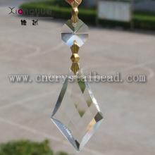 DX43 Crystal Transparent Chandelier Drop