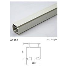 Perfil de alumínio para portas deslizantes