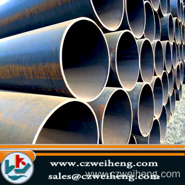 API 5L Lsaw Steel Pipe, 5.6 to 38.1mm