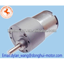 60w 24v dc motor with gearbox for drill