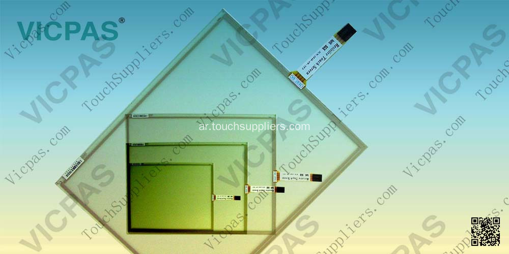 XV-252-57CNN-1-10 touchscreen لـ Microinnovation 8H5D 05