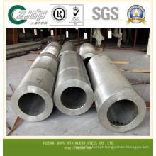 1.4541 Tubos sem costura de aço inoxidável Fabricante China