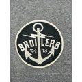 Patch de broderie avec logo personnalisé pour la promotion