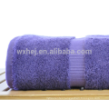 china supplier 600 gram 100% Cotton 4 Piece Bath Towel, plum