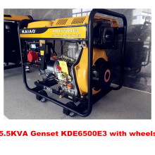 First Class Factory Supply Best Quality Diesel Generator 5kw Generator