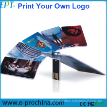 Free Logo Customized En Drive USB Flash Drive (EC002)