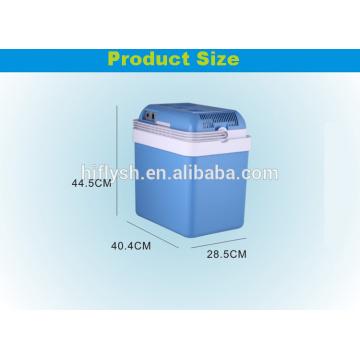 AQ-24L (106) DC 12 V AC 220 V 60 Watt Kühlen und Heißen doppelgebrauch Haus und Auto doppelnutzung auto kühlschrank (CE zertifikat)
