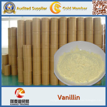 CAS Nr. 121-33-5 China Liefern 99,5% Pulver Ethyl Vanillin