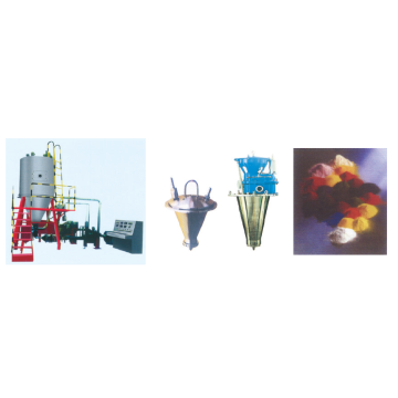 Specialize Centrifugal Spraying Dryer para productos herbales