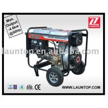 Дизельный генератор повышенной мощности-4.6KW-50Hz