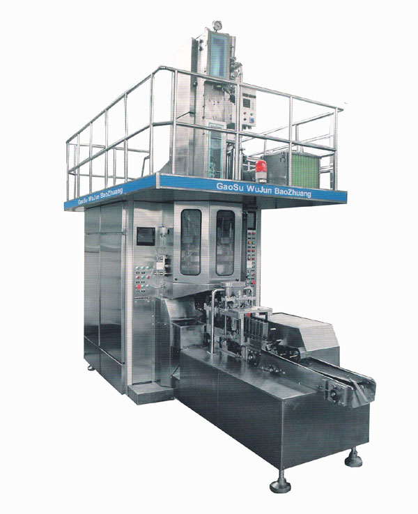 Aseptic Box Filling Machine