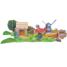 3D Little Bear Farm Puzzle