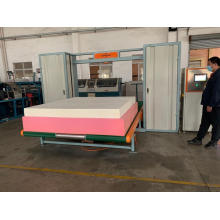 EPS PU foam saw machinery