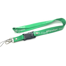 Nylon Standard Lanyards for ID-Badge Holder