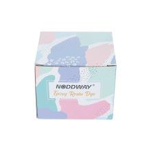 Белая бумажная коробка для упаковки косметики по уходу за кожей