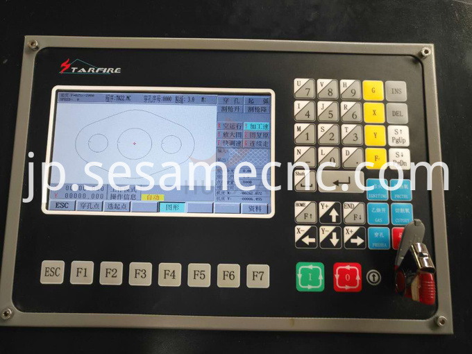price for plasma cutting machine