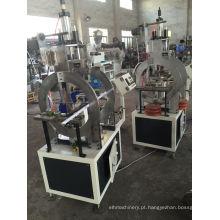 Máquina de estampagem a quente de perfil de PVC on-line