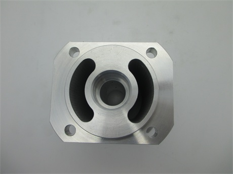 Custom Machined Parts Factory