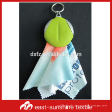 microfiber clean key chain