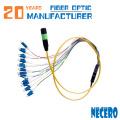 Venda quente multi filme 50/125 om4 cabo de fibra mtp Por Necero