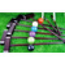 Kundenspezifisches Outdoor-Spiel Hölzernes Krokett