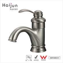 Haijun Cheap Artistic ISO 9001:2008 Thermostatic Brass Basin Sink Faucets