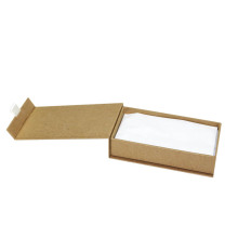 Whosale Murah Kraft Paper Book Gift Box