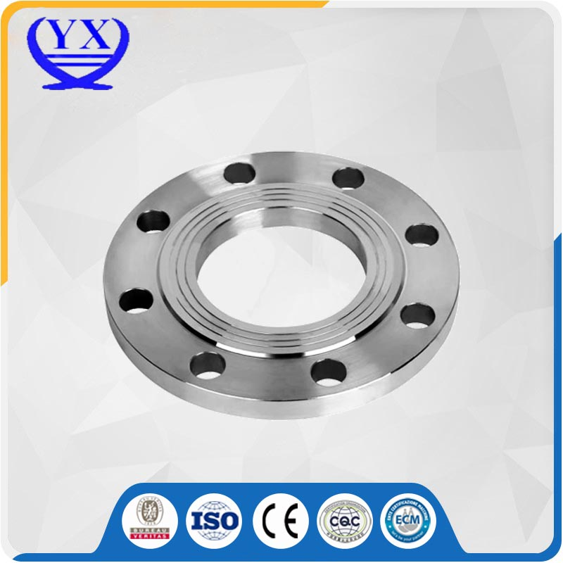 Plate Flat Faced Flange