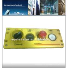 Schindler caja de inspección de ascensor, ascensor caja de conexión de metal, elevación caja de empalmes