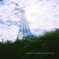 500kV Угол Угол передачи энергии Оцинкованная башня