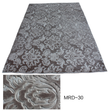 Embossing Design Wall to Wall Carpet