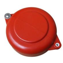 Fermeture de verrouillage du disjoncteur de sécurité des robinets en plastique robuste de haute qualité