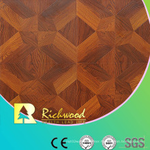 12.3mm E0 AC4 Embossed Oak Sound Absorbing Laminate Flooring