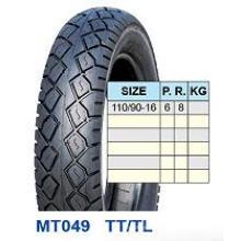 Neumático de la motocicleta 110/90-16