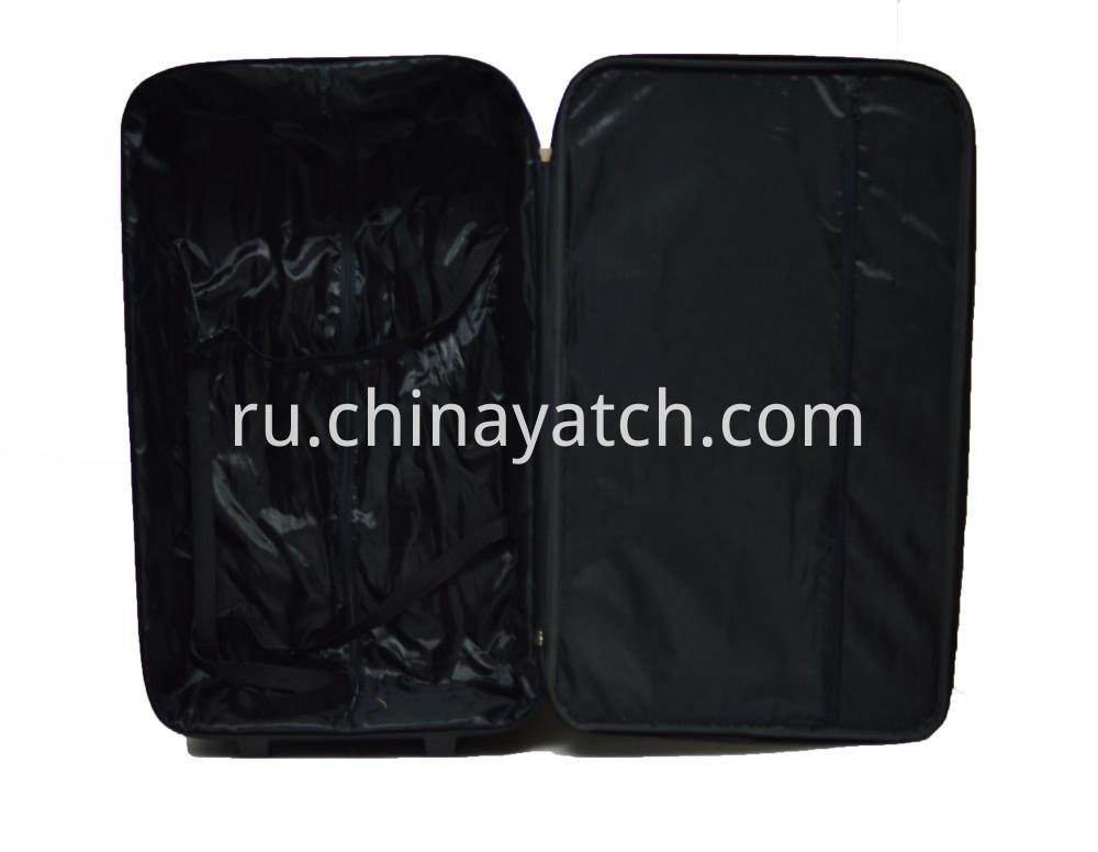 Black Spinner Suitcase Luggage