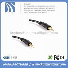 Cable de audio estéreo AUX Cable auxiliar de 3 m Cables AV para iPod para iPhone PC MP3 Car
