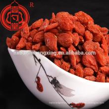 Baya de Goji en fruta seca goji berry krem