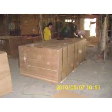 Melamin konfrontiert MDF Holz