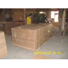 Melamine Faced MDF Wood