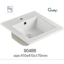 Lavabo de cerámica / Basion del cuarto de baño (9048B)