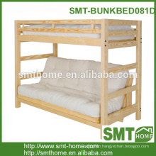 Modern fashion bunk bed wood type with competitive price